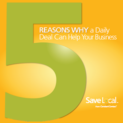 5 Reasons Why a Daily Deal Can Help Your Business
