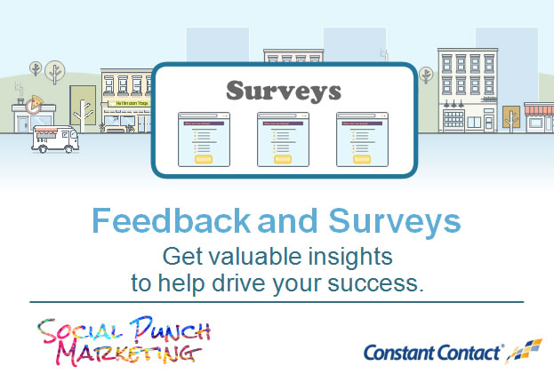 Stop Guessing, Just Ask! Surveys – WEBINAR