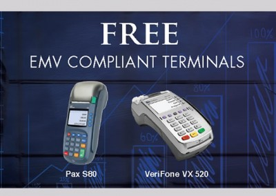 Free EMV Terminals
