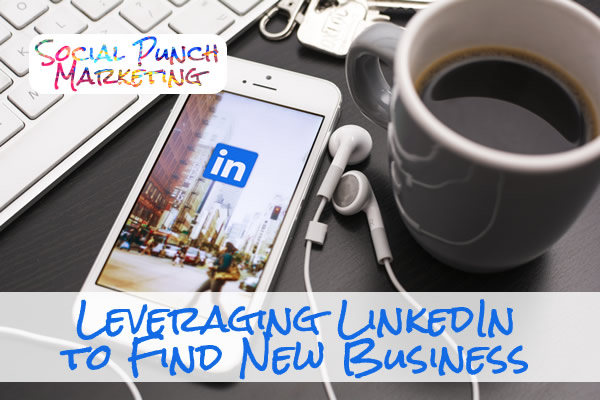 Replay of Leveraging LinkedIn Webinar from 8-26-2015 – SocialPunchMarketing