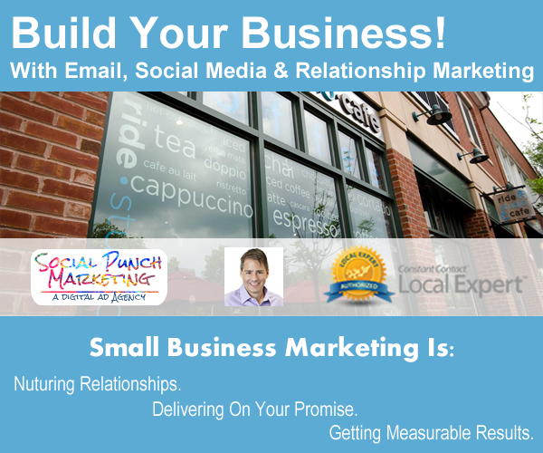 Build Your Business with Email & Social Media