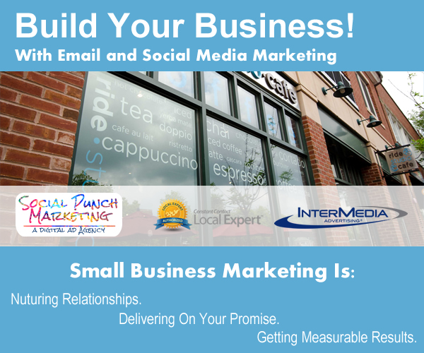 Build Your Business with Email and Social Media