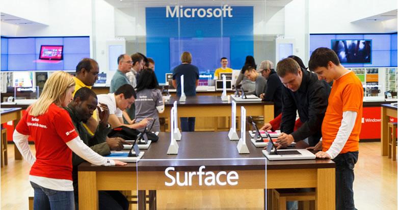 Microsoft Store Westfield Topanga
