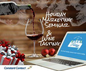 Wine Tasting and Holiday Marketing @ Office Slice | Los Angeles | California | United States