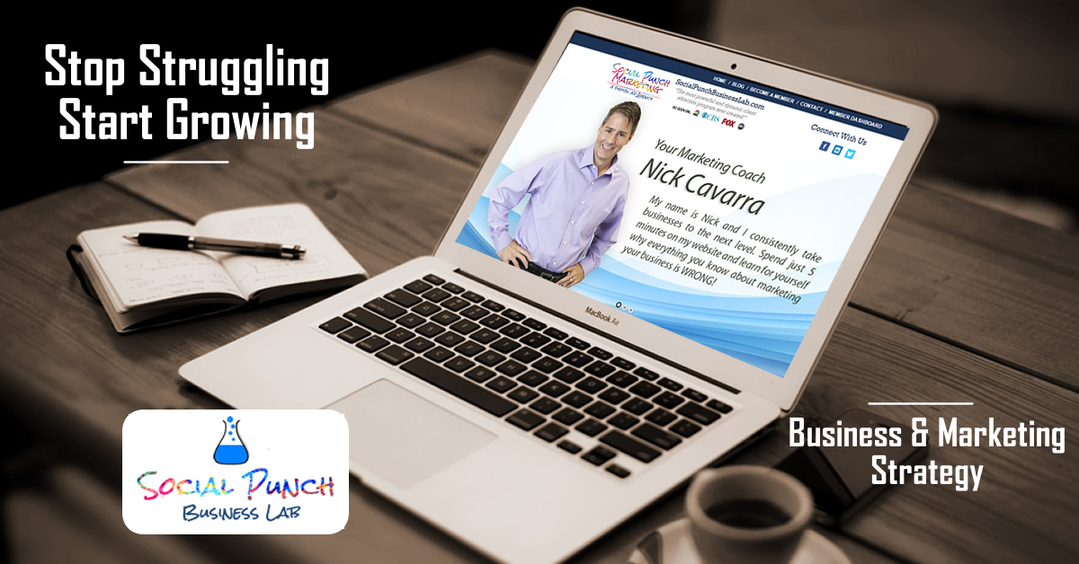 Social Punch Business Lab - Offer - SocialPunchMarketing