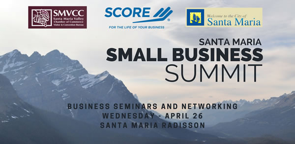 Take Your Business to the Summit – Santa Maria Business Summit