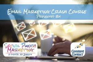 Email Marketing Crash Course - June 12 through June 23 - Available Online After Each Session @ Online
