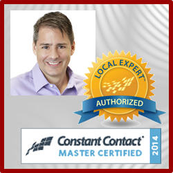 Nick Cavarra and SocialPunchMarketing Achieve Master Certification Status with Constant Contact